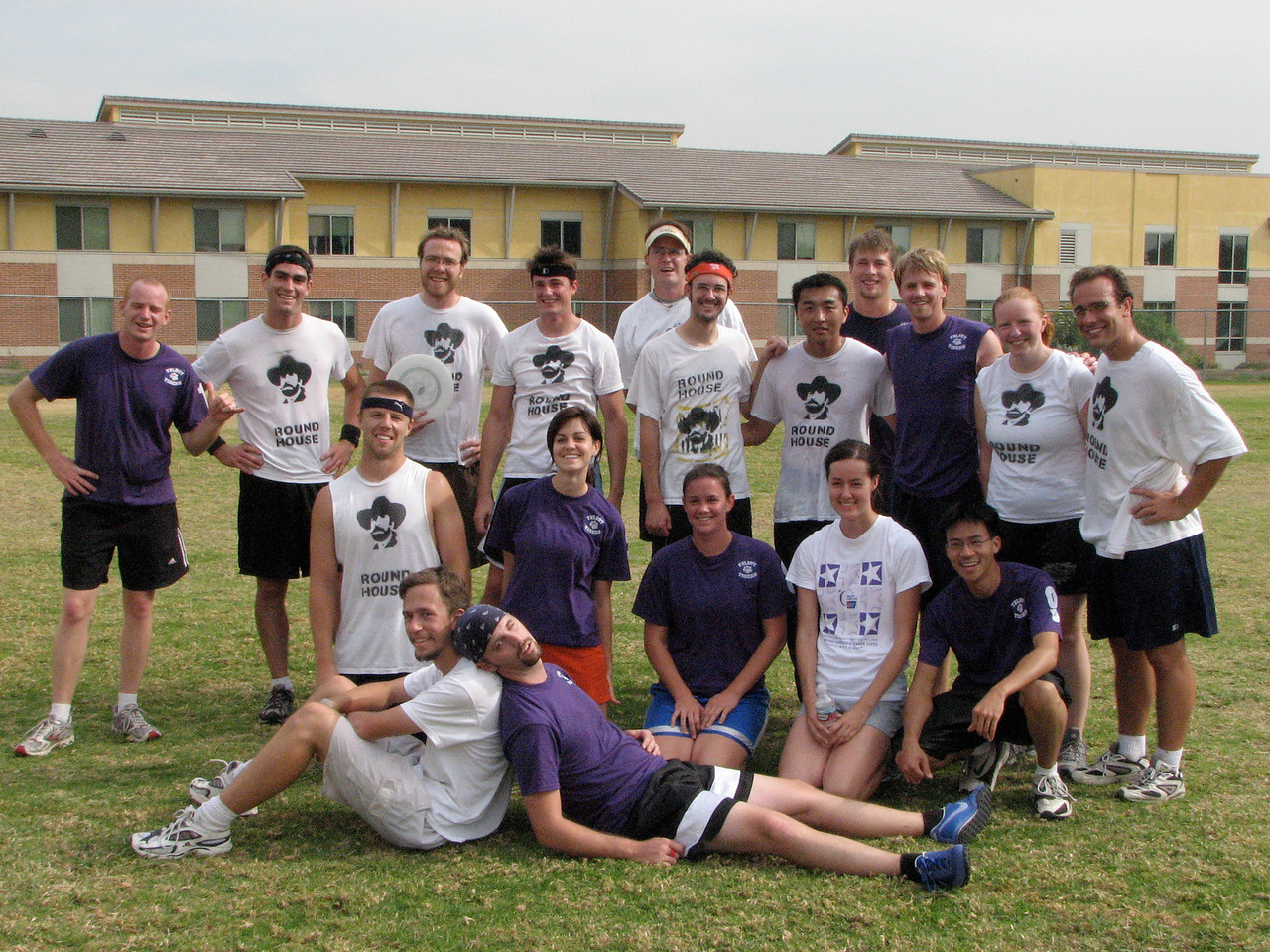 2006 11 03 Fri - Group pic 2