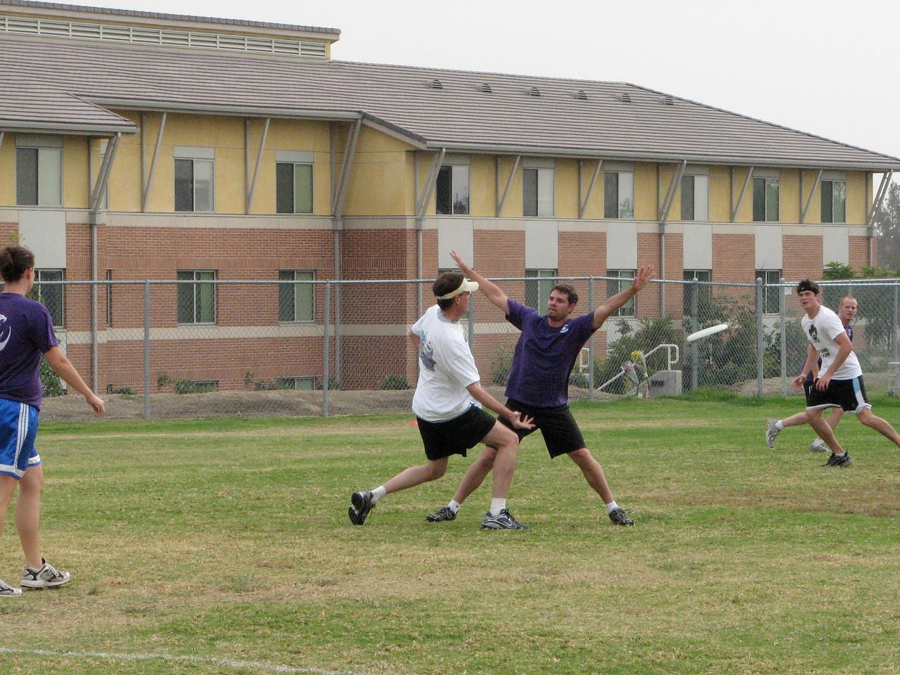 2006 11 03 Fri - Brian's boogieman tactic 3