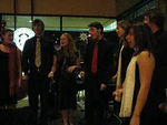 2006 12 05 Tue - Biola Jazz Ensemble @ Starbucks - Ar Tee Sixty Six short clip
