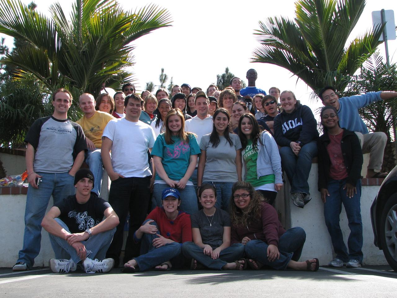2007 03 03 Sat - Group pic 1