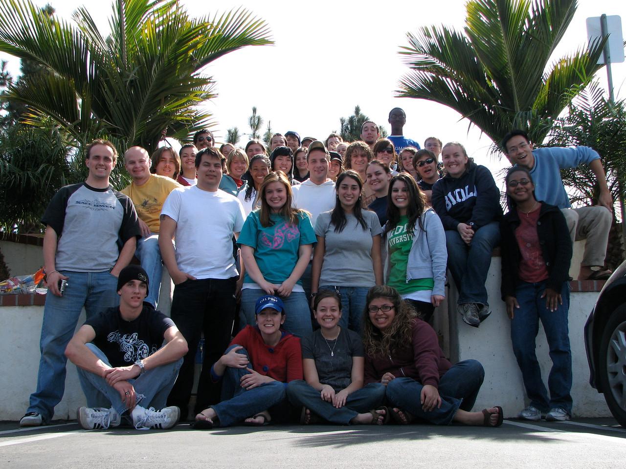 2007 03 03 Sat - Group pic 3