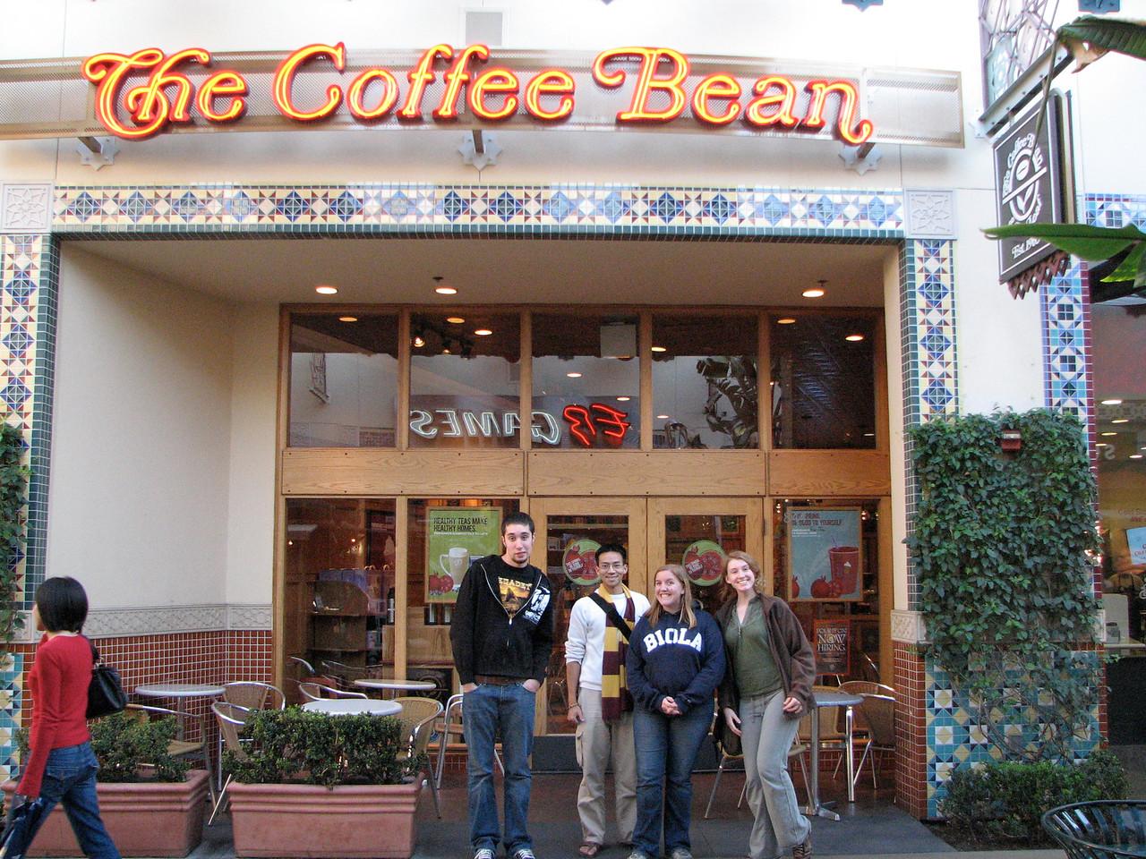 2007 03 02 Fri - Scavenger Hunt - The Coffee Bean