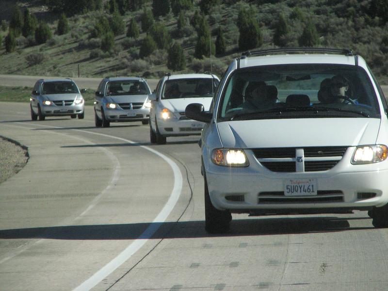 2007 04 14 Sat - Behind Van 1 - 2