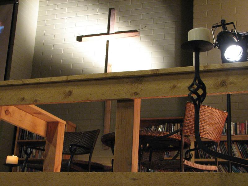 2007 04 08 Sun - Christ EV Free in Orem, UT auditorium stage