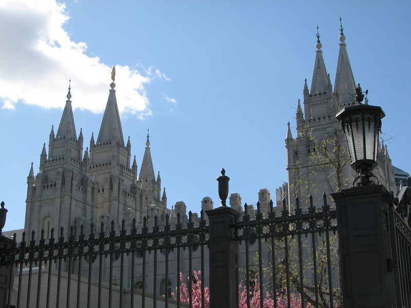 2007 04 11 Wed - Temple Square - Temple 2