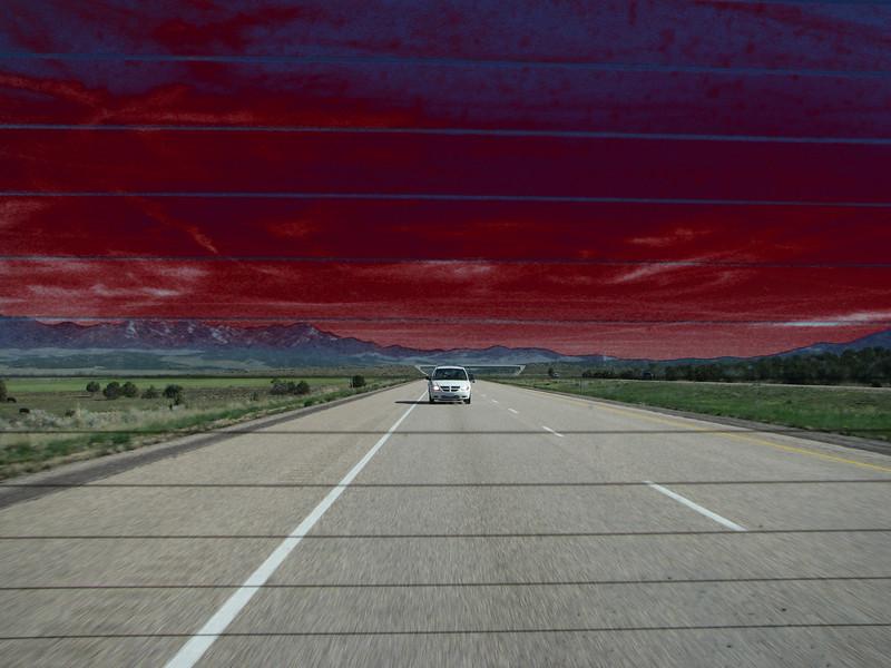 2007 04 14 Sat - Van 2 under in-camera color swapped sky