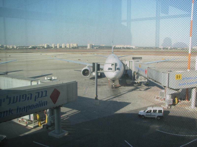 2007 12 28 Fri - Tel Aviv Jaffa - Airport arrival 1