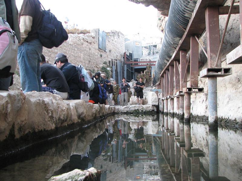2007 12 30 Sun - Siloam Pool