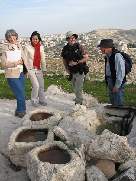 2008 01 01 Tue - Palestinian shepherd wells 2