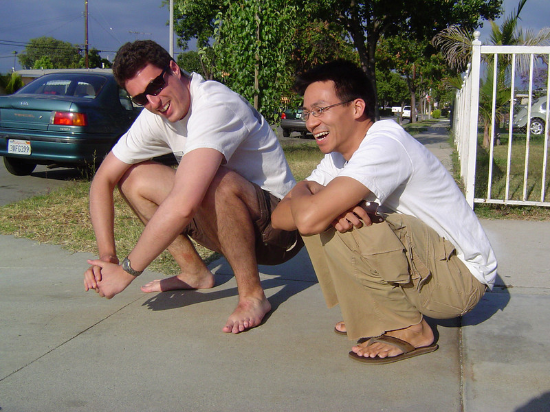 The Asian Squat do's and don'ts