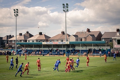 Port Talbot Town v. Afan Lido, Welsh League One, 26/08/2017