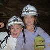 Brecken and Destiny - Scott Hollow Cave - 9/4/05