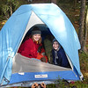 Destiny and Brecken - Dolly Sods - 10/18/08