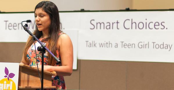 Melissa describes Crittenton's 4Cing the Future, Crittenton College and Career Connection program