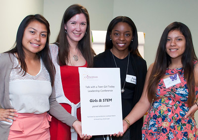 Talk with a Teen Girl Leadership Conference & High Tea