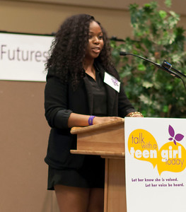 Adama talks about what adults can do to help teen girls