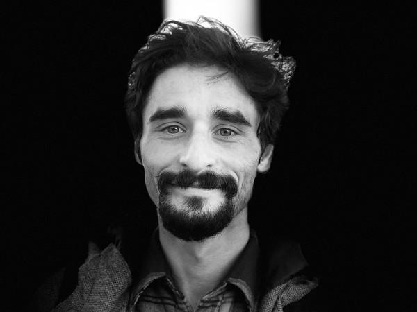 Portrait Lighting - Black and White