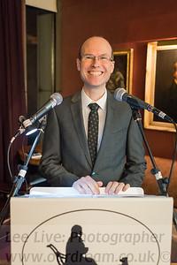 Dr. Ewan Morris
