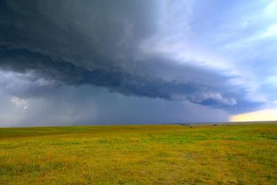 Oklahoma Tall Grass Preserve Osage