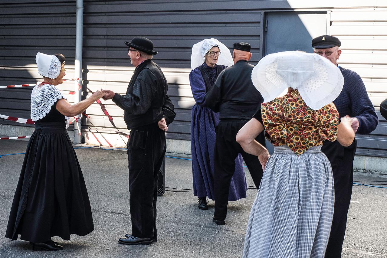 Traditional Dancers Vlissingen, Netherlands