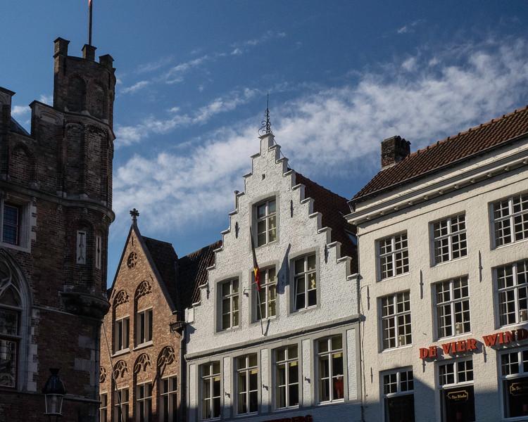 The Markt (market) Bruges, Belgium