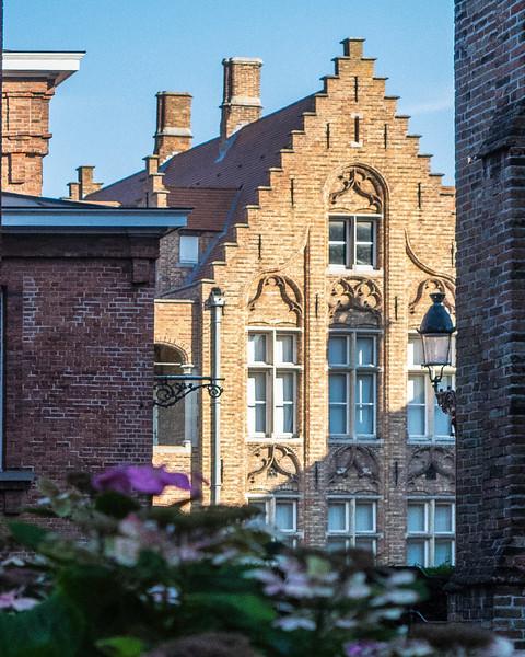 Streetscene Bruges, Belgium