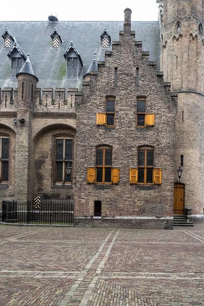 The Hague, the Netherlands - the Binnenhof