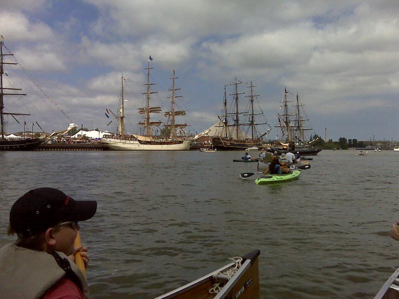 Tall Ships Festival in Green Bay