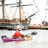 Tall Ship Festival in Green Bay with Paddler