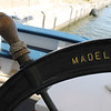 Kailee Leonard - The News-Herald<br /> Madeline,  a 56 foot replica of a Great Lakes schooner originally built in Grand River in 1845, was featured at the Fairport Harbor Tall Ship Harbor Festival.