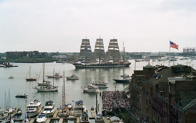 Tall Ships '92 - Boston (still in process...