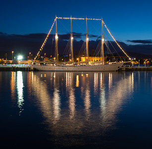 Santa Maria Manuela - Tall Ships, Belfast 2015.