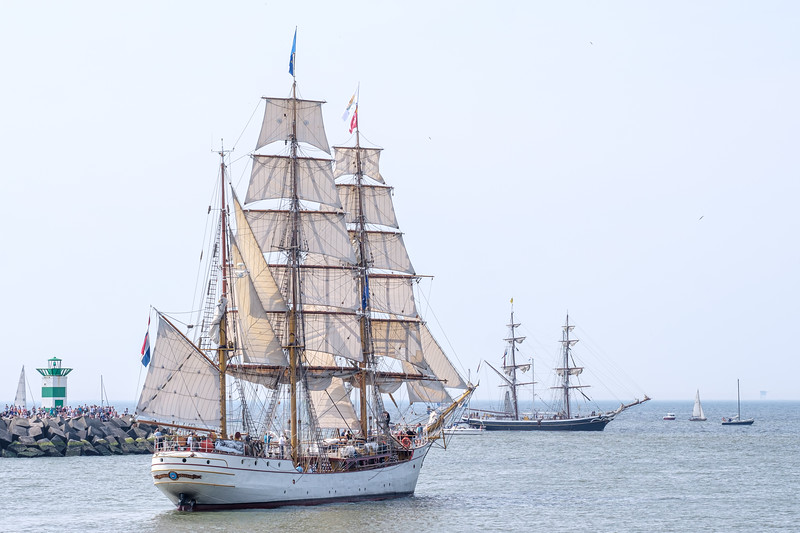 Liberty Tall Ships Regatta, The Hague 2019
