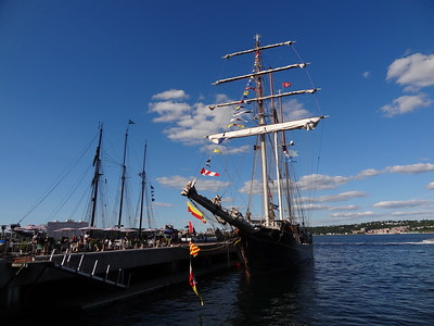 Tall Ships Rendez-Vous 2017