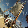 US Coast Guard Barque Eagle arriving in Gloucester August 29, 2014