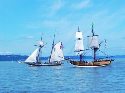 Tall Ships Tacoma