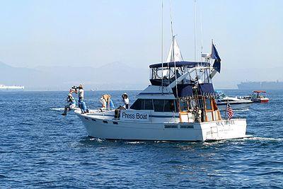 Press Boat