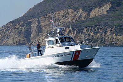 USCG Patrol Boat