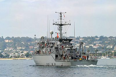 USS Shrike MCM-62