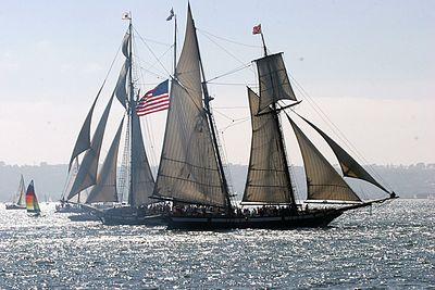 Californian (rear) and Lynx