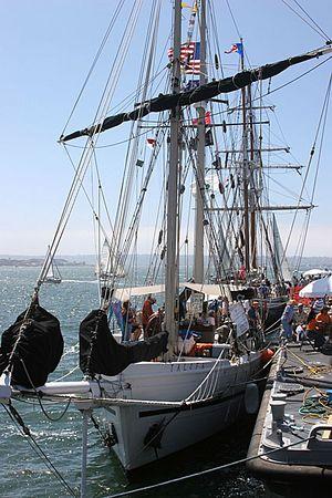 Festival Of Sail 2005