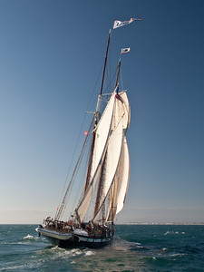 "Tall ship ""Californian"""