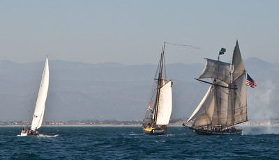 Curlew, Spirit of Dana Point, Lynx