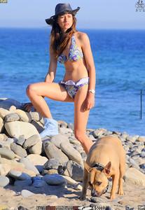 malibu model beautiful malibu swimsuit model 942.435.