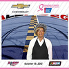 Chevy NASCAR Breast Cancer Survivor Party 2013
