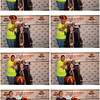 Photo Booth Pictures from the Crown Royal Tent at Talladega Superspeedway on October 7 2012