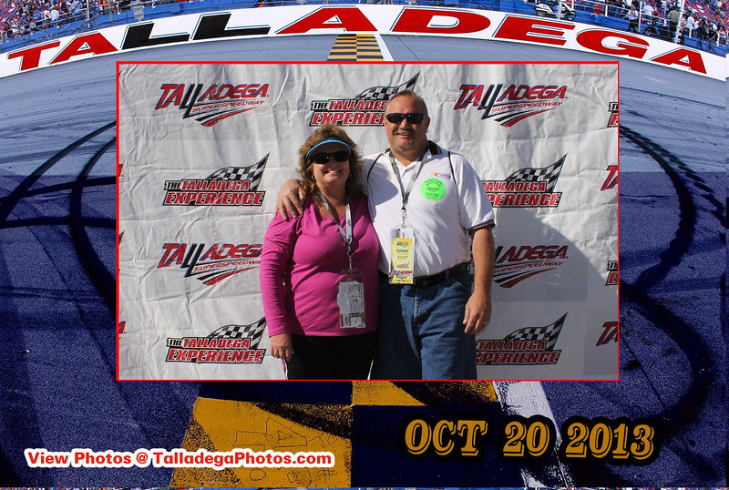 Talladega Experience 2013 Photo Station