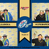 Talladega Miller Lite Sports Bar 2013