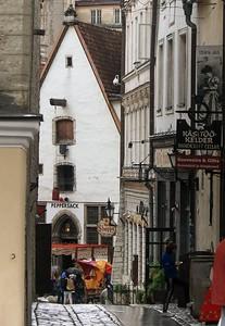 ZaBaltic T7i 2018 778B, SMALL, steep, narrow street, Tallinn (1 of 1)