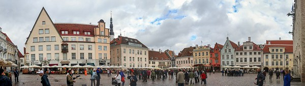 Town hall Square.
